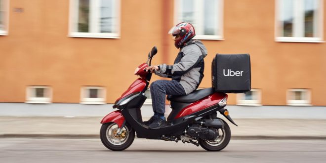 Uber adds retail and personal package delivery services as COVID ...