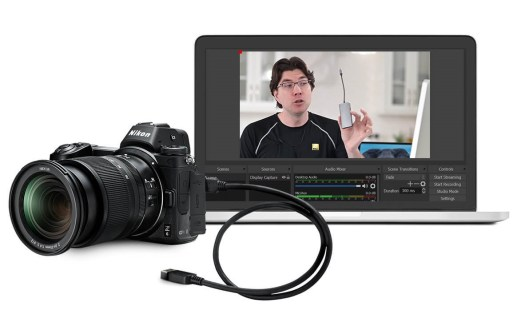 How to set up your nice camera as a high-quality webcam in 5 minutes – TechCrunch 4