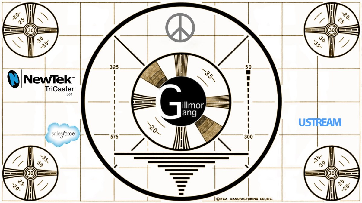 Gillmor Gang: Leave Quietly, Nzuchi Times