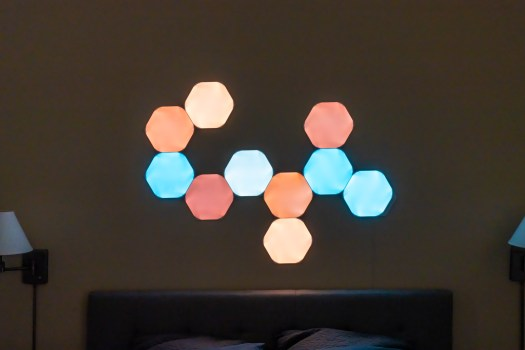 Nanoleaf's new Hexagon Shapes are a surprisingly lively and organic addition to your home decor – TechCrunch 3