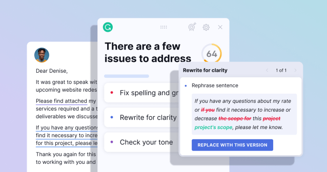 Grammarly launches new features to improve your business writing