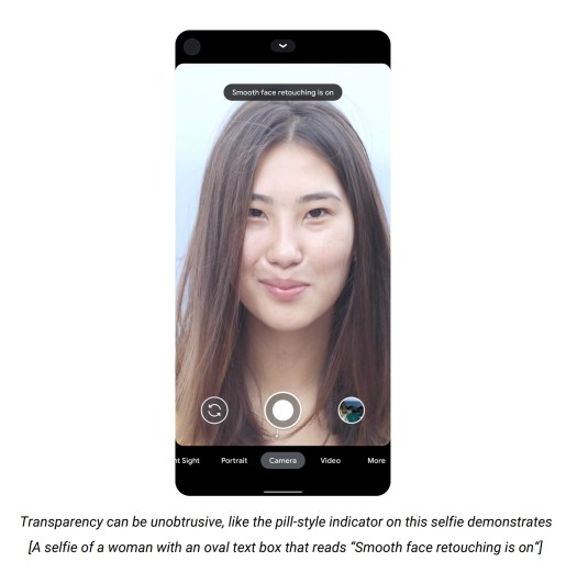 Google takes aim at 'beauty filters' with design changes coming to Pixel phones – TechCrunch 4