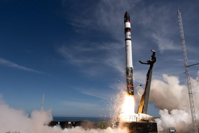Rocket Lab's Return to Sender mission takes off.
