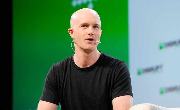 Coinbase Co-founder and CEO Brian Armstrong