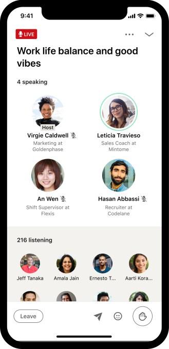 Concept Mock.LinkedIn