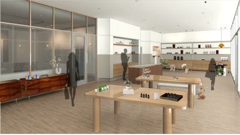 Curio Wellness expands cannabis business and rebrands it as a retail shop. Retail franchises in new states