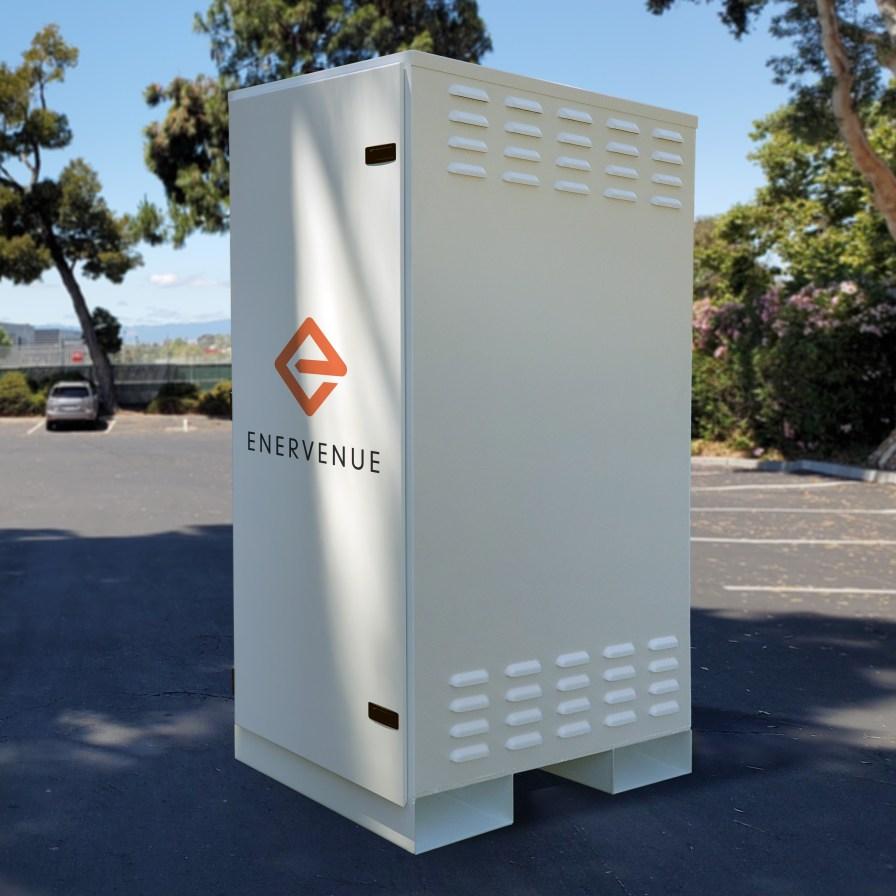 EnerVenue Battery Enclosure