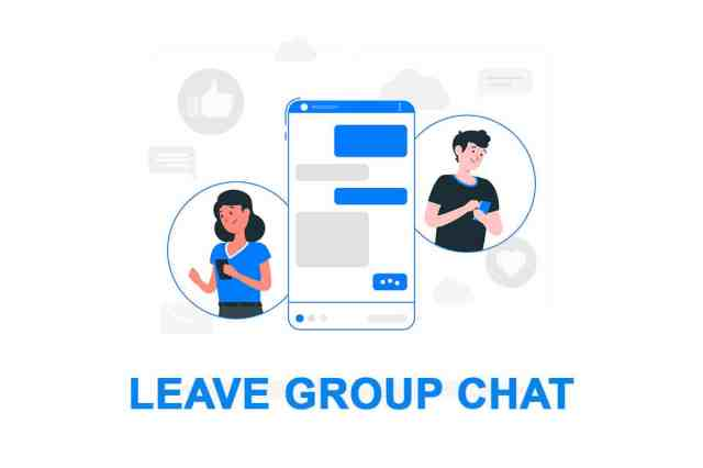 How to Leave a Group Chat in Facebook Messenger - TechCult