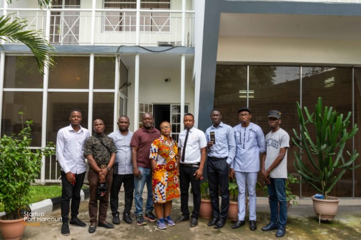 Startup Port Harcourt Week 2019 - Faarah Coffee Lounge