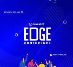 Chigisoft Edge Conference 2019, Debuts this October