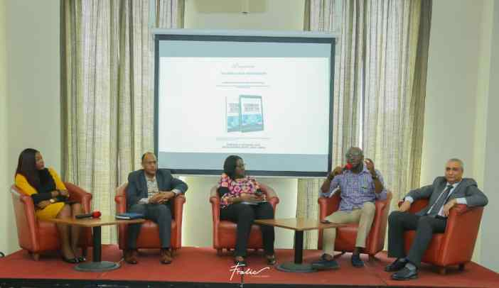 Panel Session during the Launch