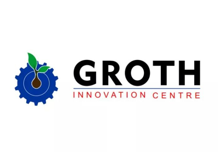 The Groth Innovation Centre - Groth HQ Official Alternate Logo