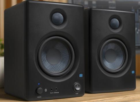PreSonus Eris E4.5 BT speakers Review