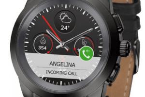 Hybrid watch 2020