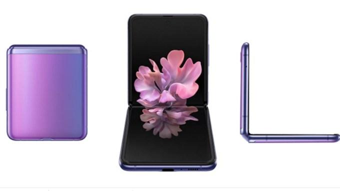 Samasung Galaxy Z Flip