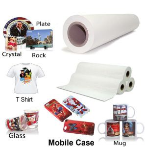 Which Products can be printed with Sublimation Printing