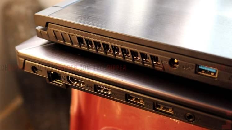 ASUS TUF Gaming FX504 VsMSI GF63 8RD
