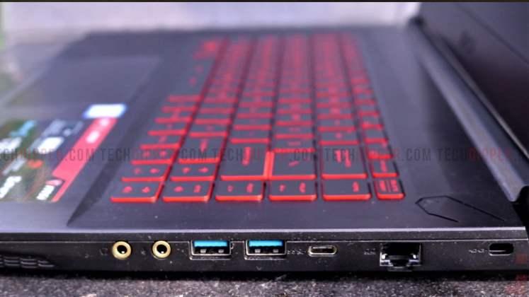 MSI GF63 8RD Gaming Laptop 1