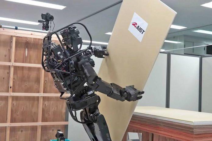 Robot HRP-5P