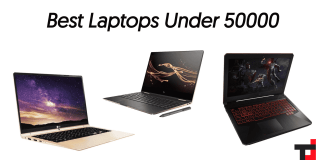 Bst Laptops Under 50000