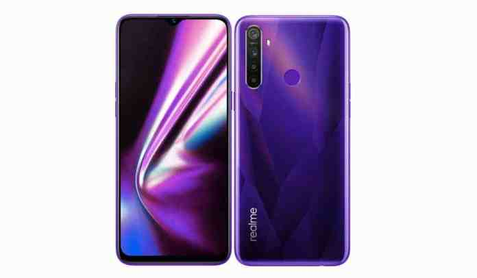 Realme 5S- Best Smartphones Under Rs 10000