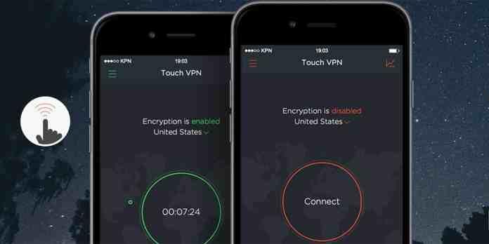 Touch VPN - Best Free VPNs