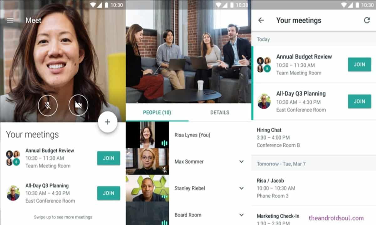 Google Hangouts Meet Download Windows 10 لم يسبق له مثيل الصور