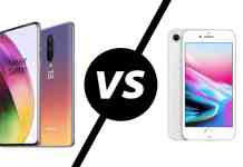 OnePlus 8 vs. iPhone SE 2020