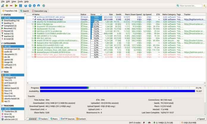 "QBIttorrent - ""7 best torrent clients for windows"""