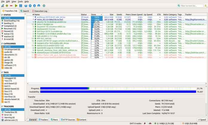 "QBIttorrent - ""7 best torrent clients for windows"""