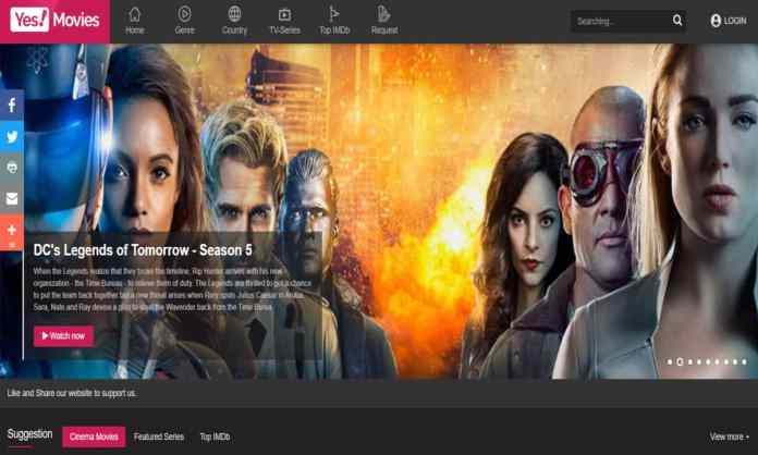 """Yesmovies - """"10 Best Free Movie Streaming Sites No Sign up Required"""""""