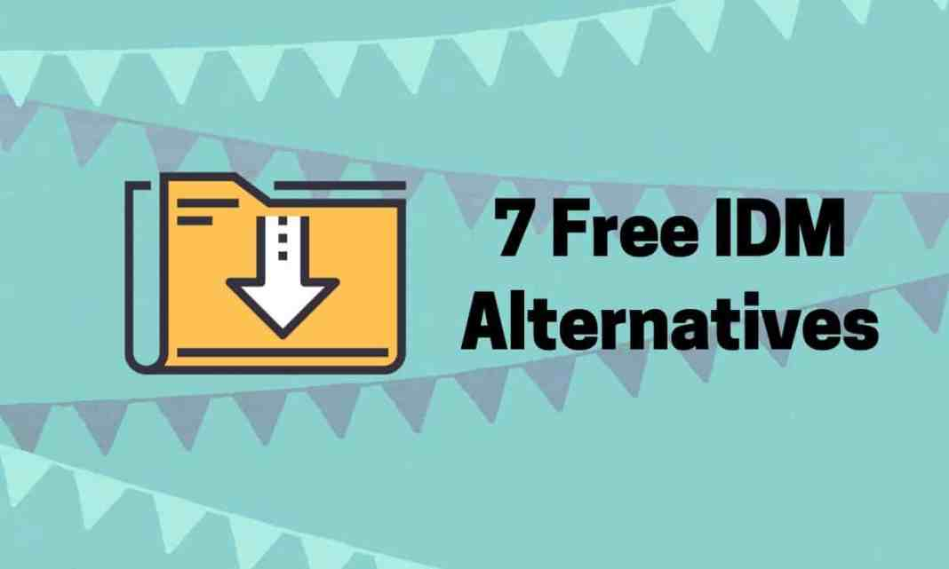 7 free idm alternatives