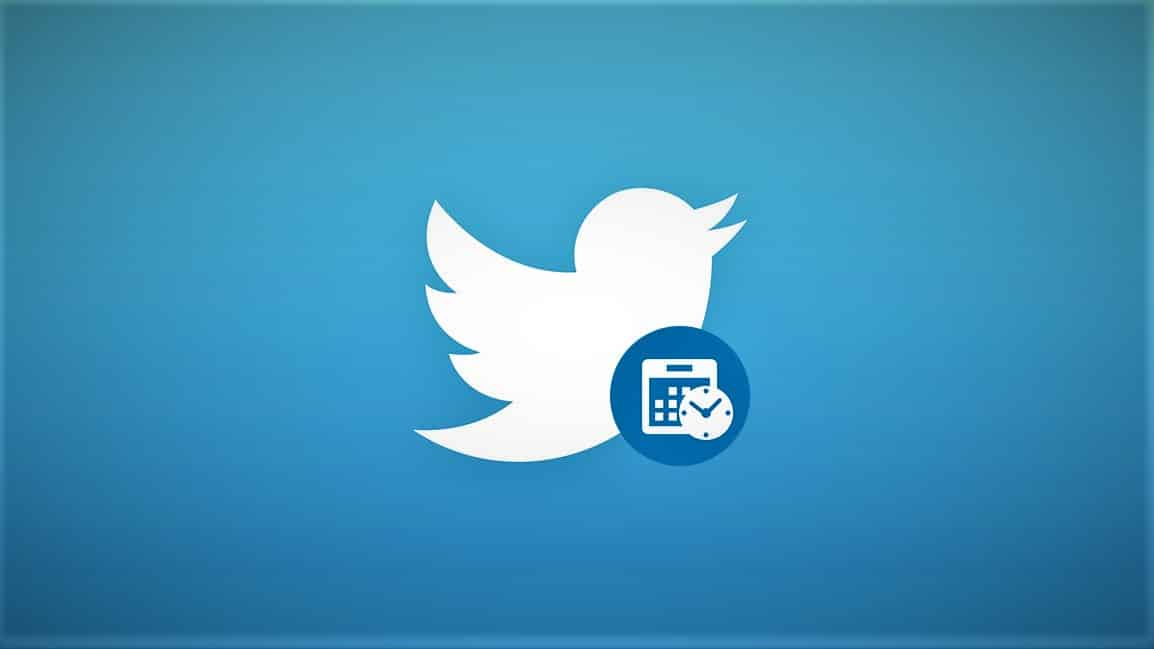 Twitter now allows scheduled tweets and tweet drafts from web app