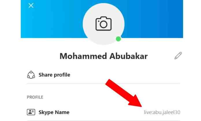Skype Username- How To Change Your Skype Username