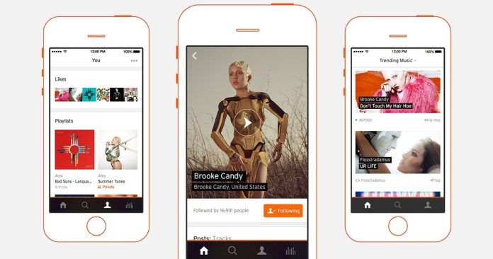 """SoundCloud - """"5 Best Free Music Download Apps For Android"""""""