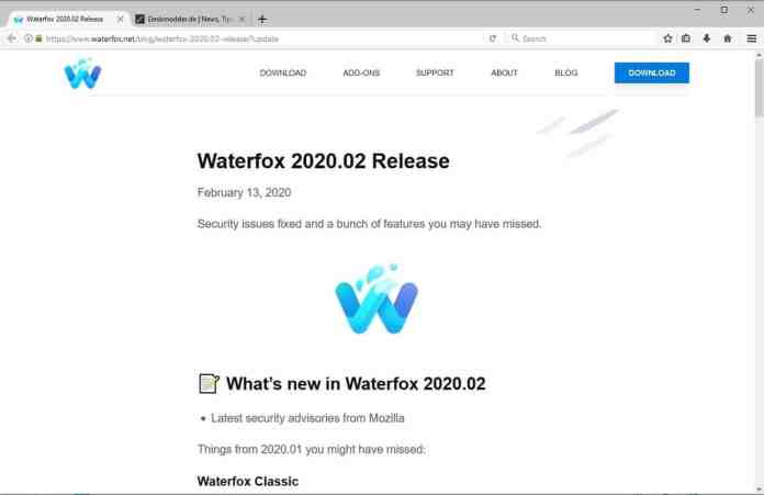 "Waterfox - ""10 Best Google Chrome Alternatives [2020]"""