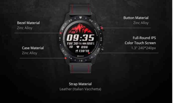 """Neo 2 - """"Best Smartwatches Under Rs 3000"""""""