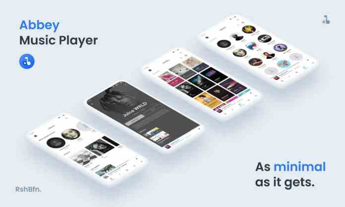 """Abbey Music Player - """"Top 10 Best Android Apps for June 2020"""""""