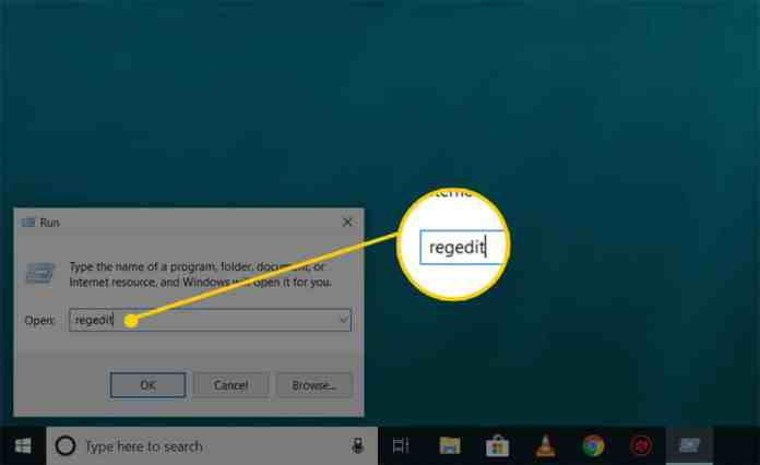 Regedit: Remove Activate Windows Watermark