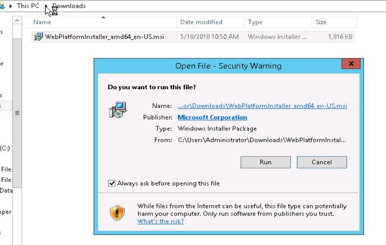 SimpleSAMLphp Setup on Windows Server 2012 R2 - Learn-IT