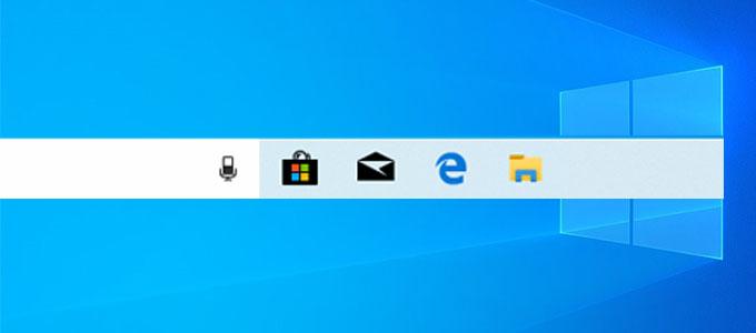 master windows taskbar