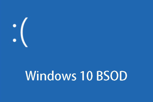 blue screen error during windows 10 upgrade thumbnail