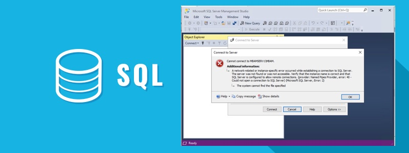SQL-Error
