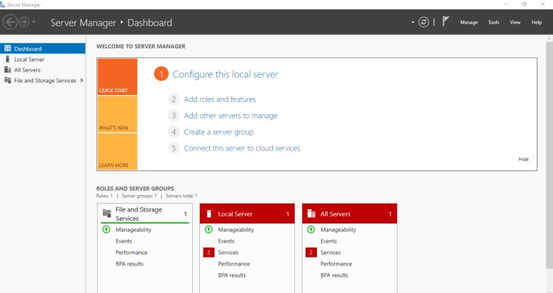 Server-Manager-Screen