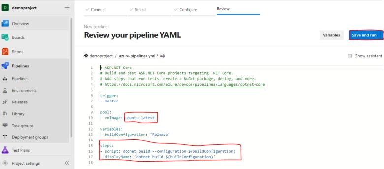 YAML-File-steps