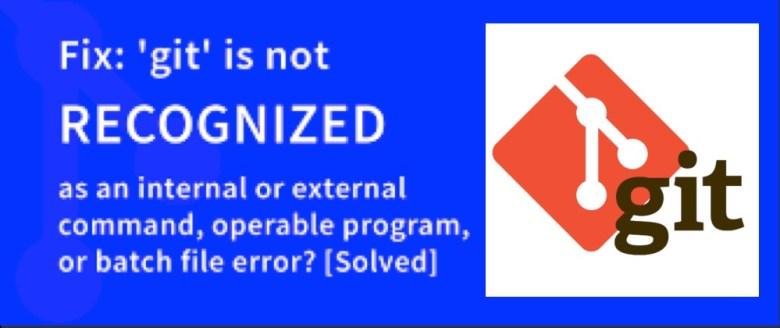 Git-recognized