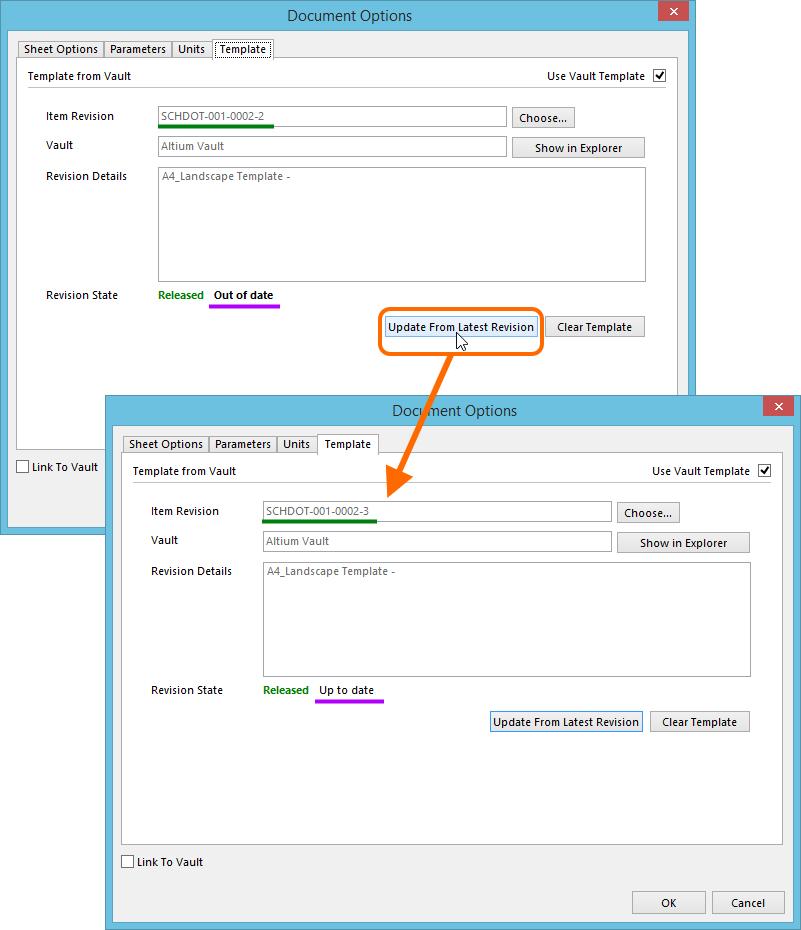 Schematic Template  how to create a schematic template in altium