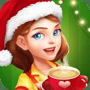 Dream Cafe:cafes cape - match 3 for PC (Download) -Windows (10,8,7,XP ) Vista Mac Laptop, desktop for free