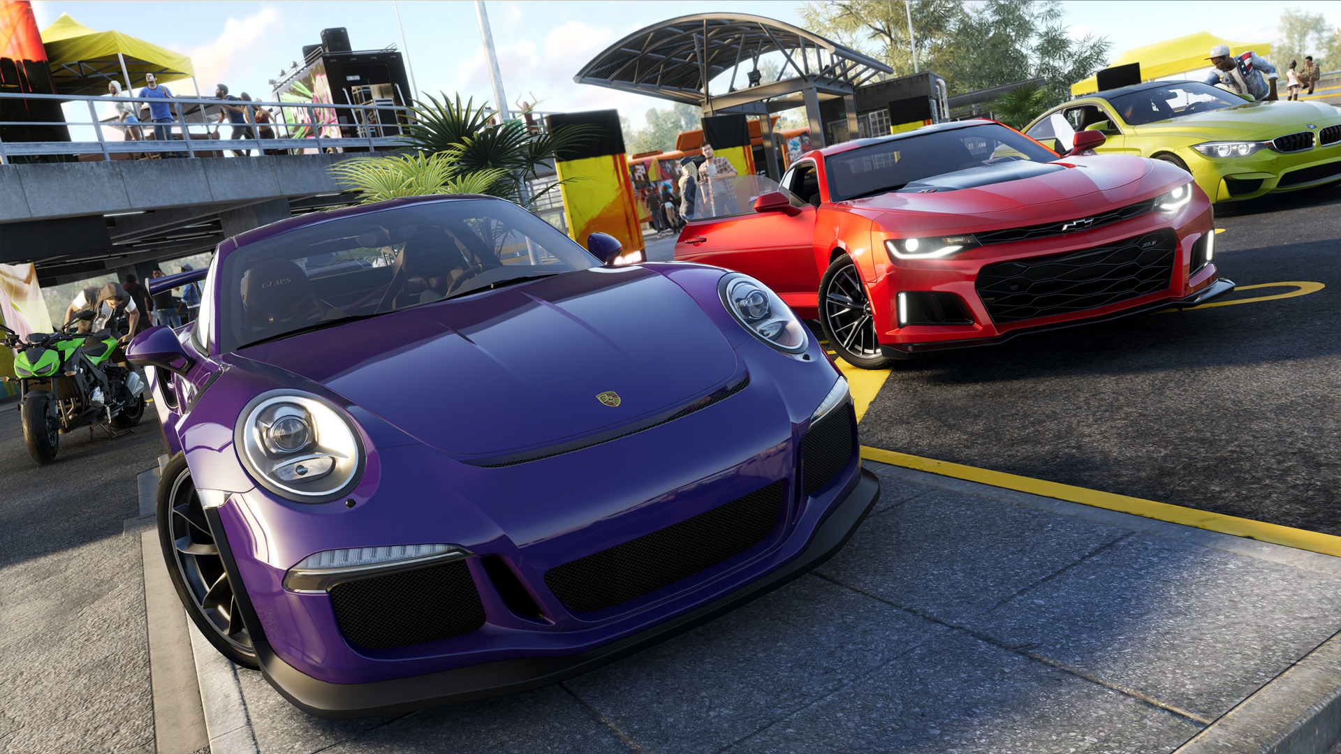 The Crew 2 Releasing on March 16th 2018