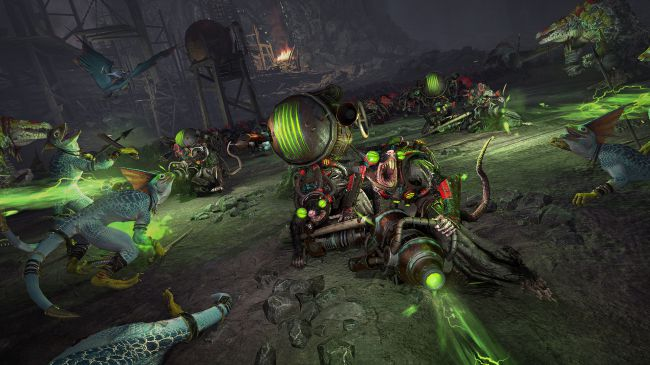 The Skaven Skitter Into Total War: Warhammer II in Cinematic Trailer